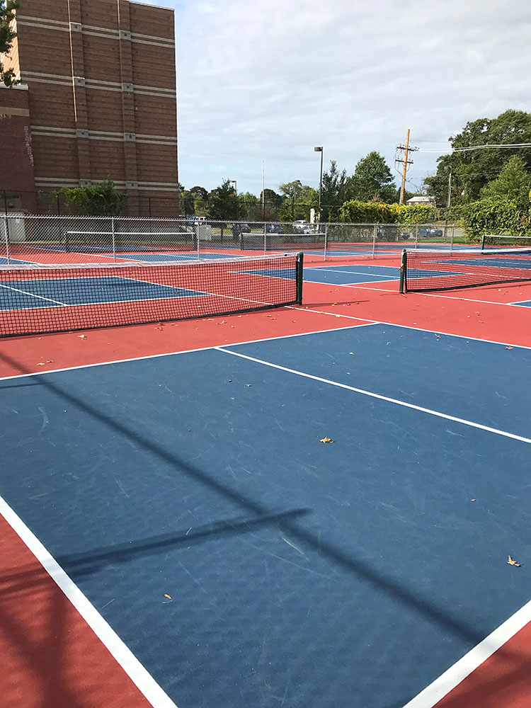 marblehead pickleball courts
